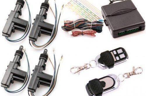 FFB Zentralverriegelung ZV Handsender mit Zustellmotoren