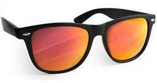Damen Wayfarer Sonnenbrille Bestseller
