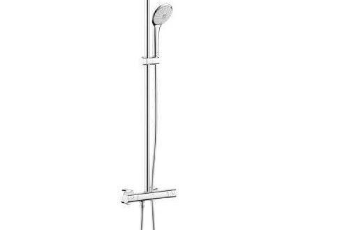 duschsystem mit thermostat test und vergleich test vergleich. Black Bedroom Furniture Sets. Home Design Ideas