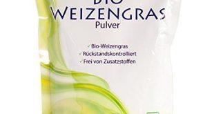 Weizengraspulver Bestseller